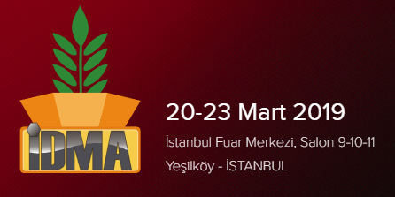 8th International Flour, Semolina, Corn, Bulghur, Milling Machinery Exhibition